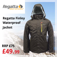 Regatta Finley Waterproof Jacket