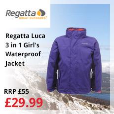 Regatta Luca Jacket