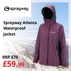 Sprayway Atlanta Waterproof Jacket