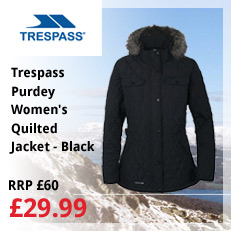 Trespass Purdey Jacket
