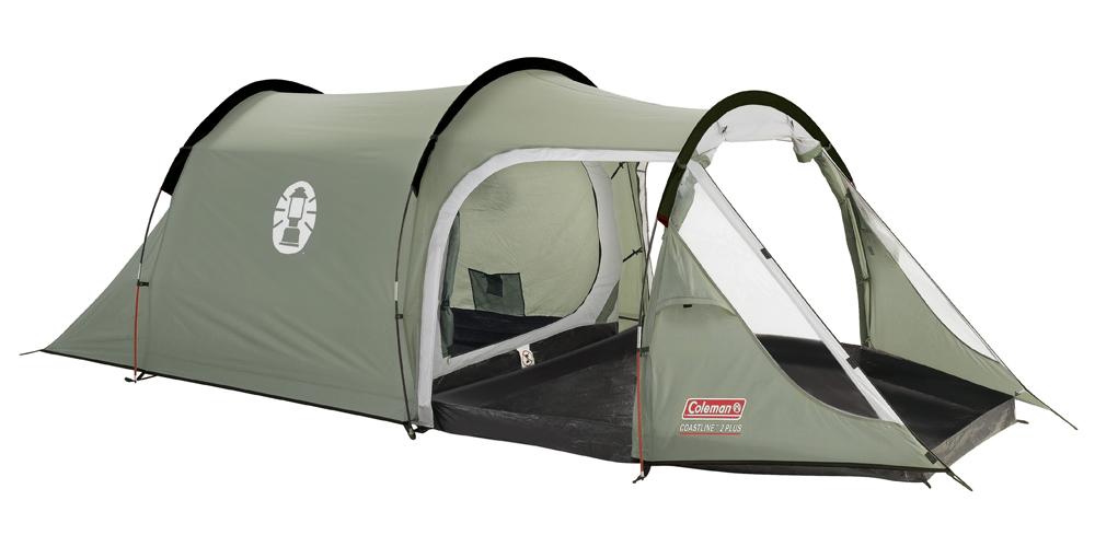 sc 1 st  Outdoor Megastore & Coleman Coastline 2 Plus Tunnel Tent by Coleman for £100.00