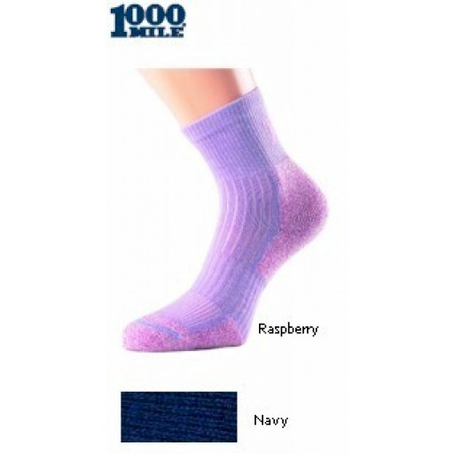 1000 Mile 2 Season Performance Wool Ultra® Ladies Walking Socks