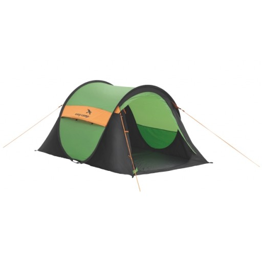 Easy Camp Funster Pop Up Tent - Black and Green