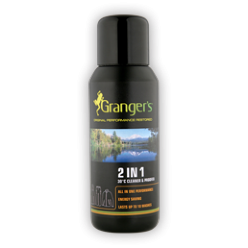 Grangers 30c 2-in-1 Cleaner & Proofer 60ml