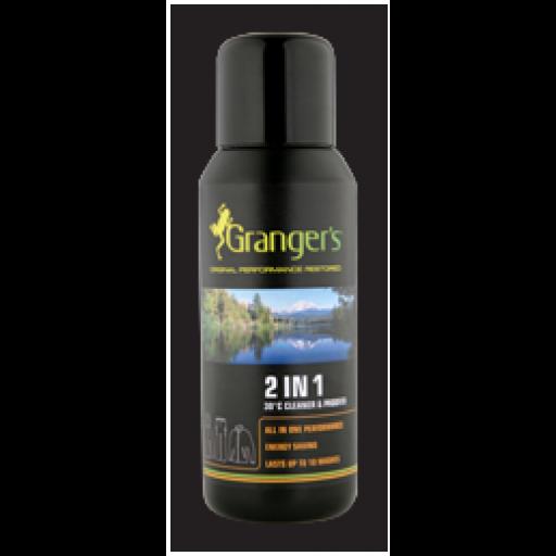 Grangers 30c 2-in-1 Cleaner & Proofer 300ml