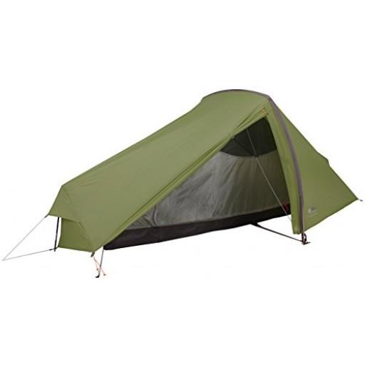 Vango F10 Helium UL 1 Tent, Alpine Green