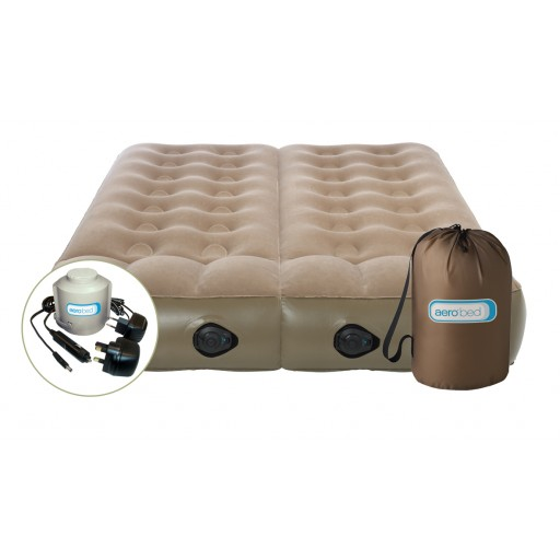 AeroBed Active Dual Zone Double Airbed