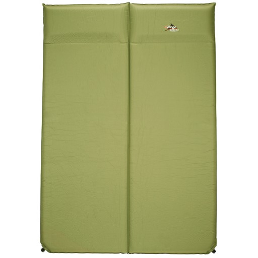 Vango Adventure Deluxe Self Inflating Mat - Double 5cm Deep