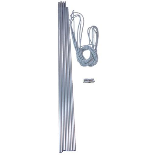 Vango Alloy Pole Sets - 9.5mm Diameter x 55cm lengths