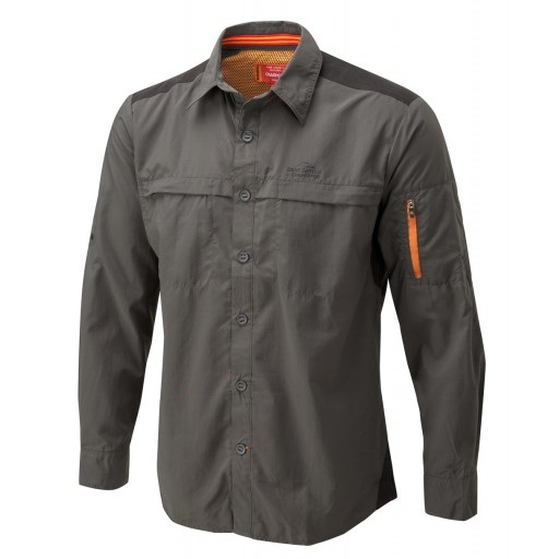 Craghoppers Bear Grylls Trek Men's Long Sleeve Shirt