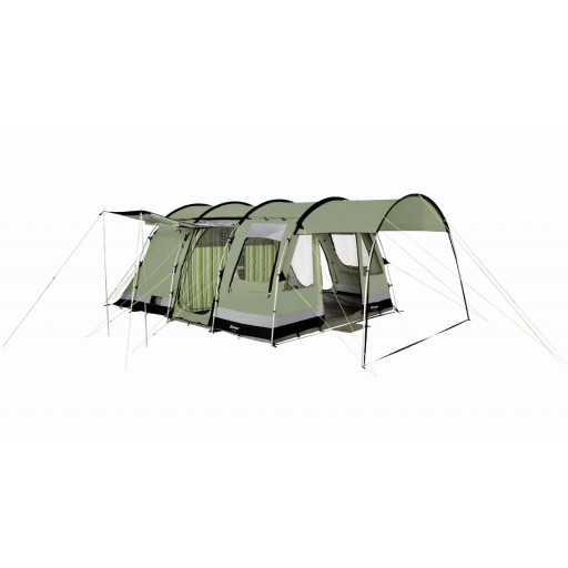 Outwell Bear Lake 4 Tent with FREE Footprint Groundsheet