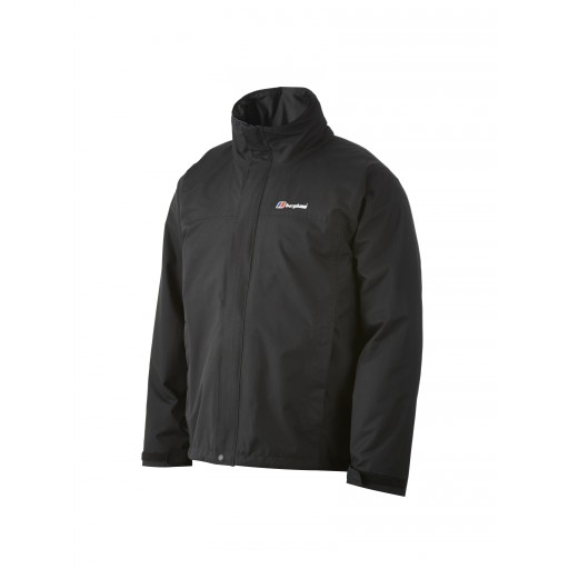 Berghaus RG Alpha 3-in-1 Men's Waterproof Jacket - Black