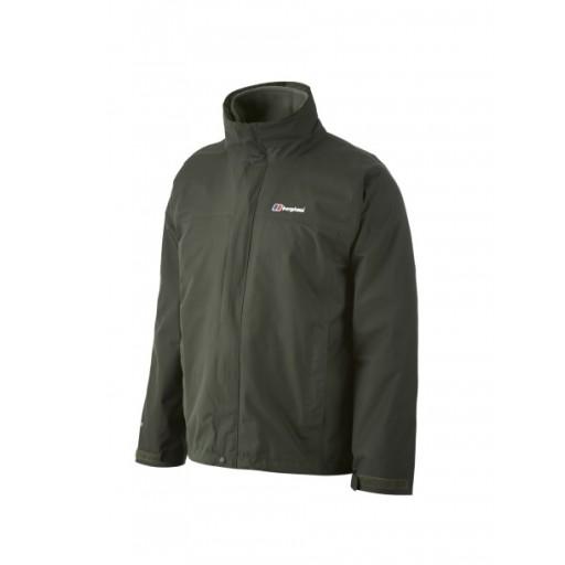Berghaus RG Alpha 3-in-1 Men's Waterproof Jacket - Poplar Green