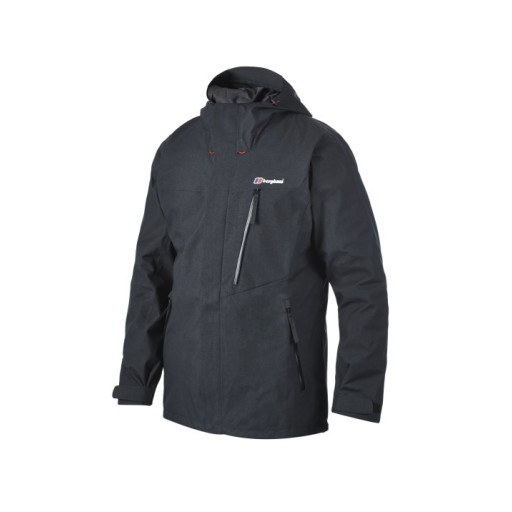 Berghaus Ruction Men's Waterproof Jacket - Black