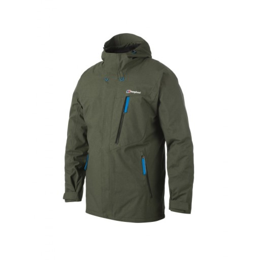 Berghaus Ruction Men's Waterproof Jacket - Poplar Green