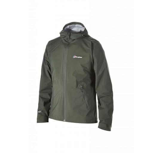 Berghaus Stormcloud Men's Waterproof Jacket - Poplar Green