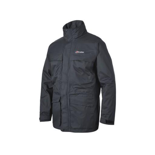 Berghaus Tornado Men's Waterproof Jacket - Black