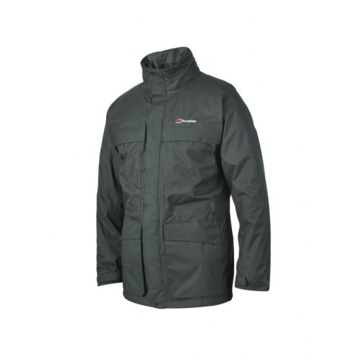 Berghaus Tornado Men's Waterproof Jacket - Poplar Green
