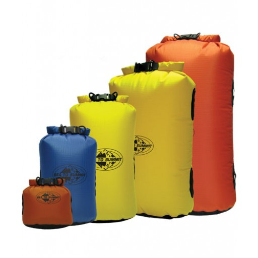 Sea to Summit Big River Dry Bags (Heavy Duty) 65 Litre