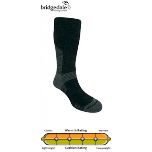 Bridgedale Endurance Summit Men's Walking Socks