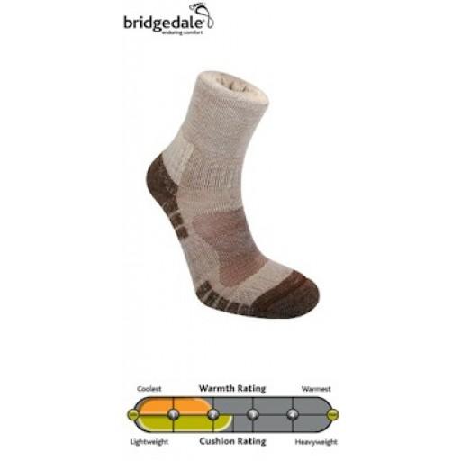 Bridgedale Endurance Trail Light Men's Walking Socks