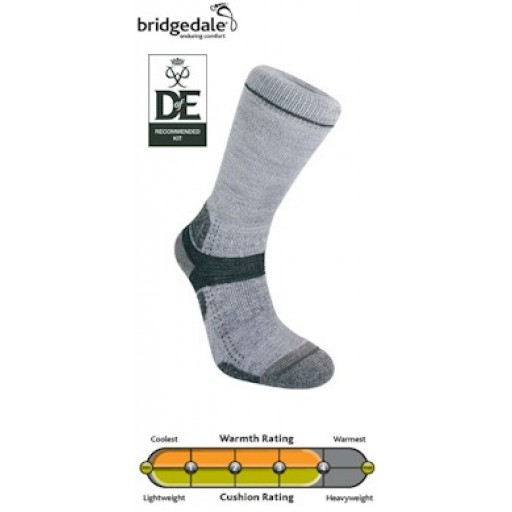 Bridgedale Endurance Trekker Women's Walking Socks