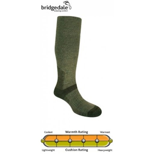 Bridgedale Explorer Knee Unisex Walking Socks