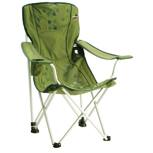 Vango Brodick Hi-Back Arm Chair - Moss
