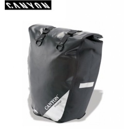 Canyon Prestige Single Pannier (8036BK)