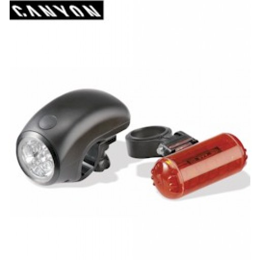 Canyon Compact LED Lighting Set (CYV400)