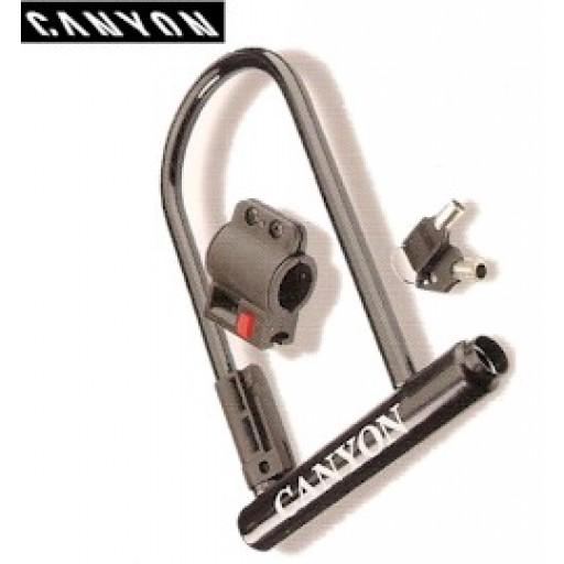 Canyon Crusader Shackle Lock (L245)
