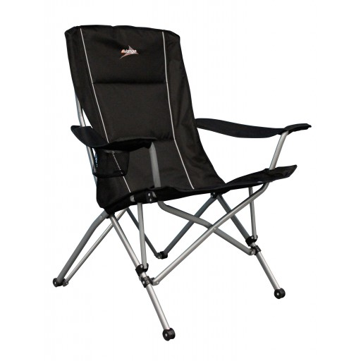 Vango Carmel Padded Steel Arm Chair