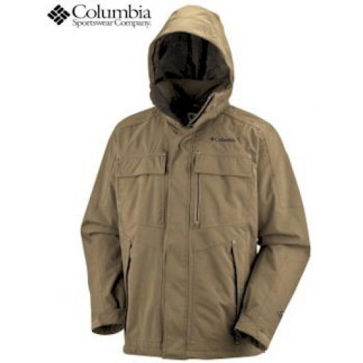 Columbia Boundary Run Men's Snow Jacket (SM4177)