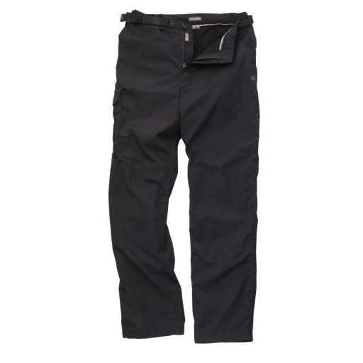 Craghoppers Kiwi Winter Lined Men's Trousers - Black
