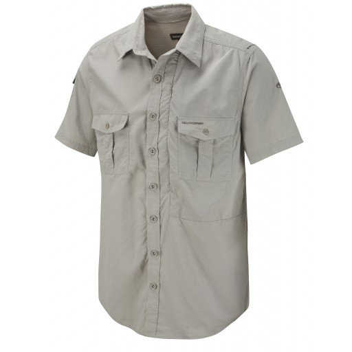 Craghoppers Nosilife Men's Short Sleeve Shirt