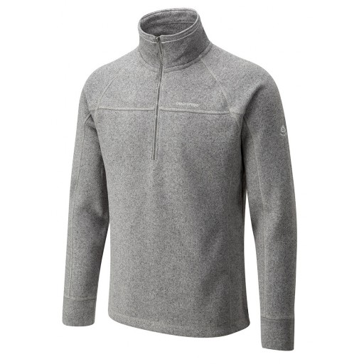 Craghoppers Wilton Men's Marl Fleece Pullover