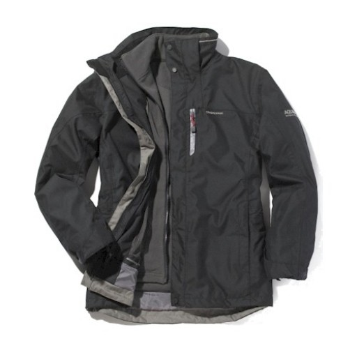 Craghoppers Kiwi 3 in 1 Men's Waterproof Jacket