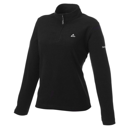 Dare2b Freeze Dry Women's Ski Microfleece - Black