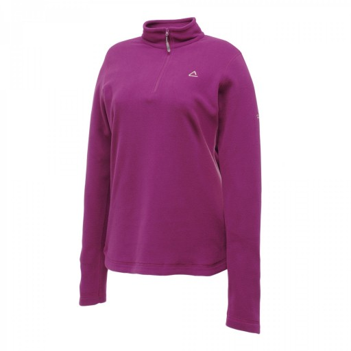 Dare2b Freeze Dry Women's Ski Microfleece - Plum