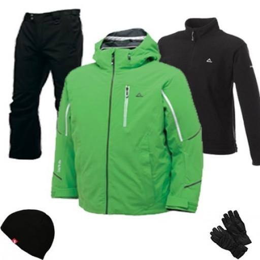 Dare2b Time Keeper Men's Ski Wear Package