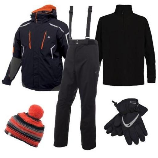 Dare2b Upright Club Men's Ski Wear Package