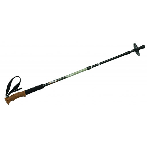 Vango Deluxe Cork Anti-Shock Walking Pole - Single