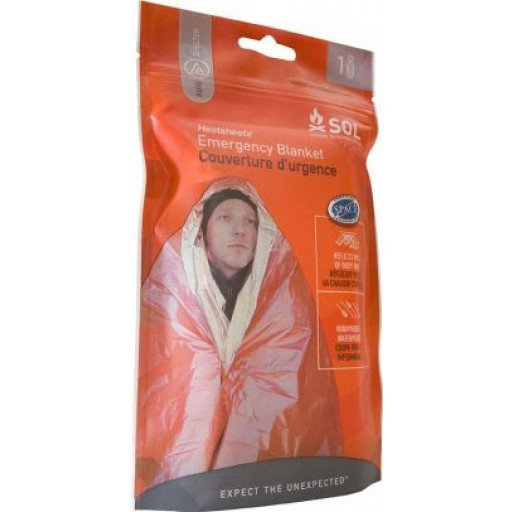 Adventure Medical Survival Blanket – 1 Person