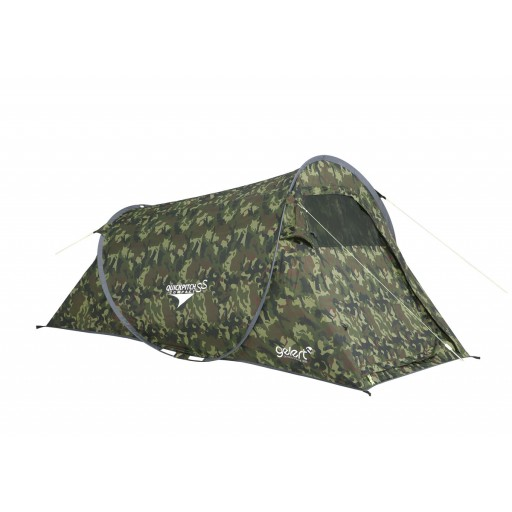 Gelert Quickpitch SS Pop-Up Tent - Army Camo