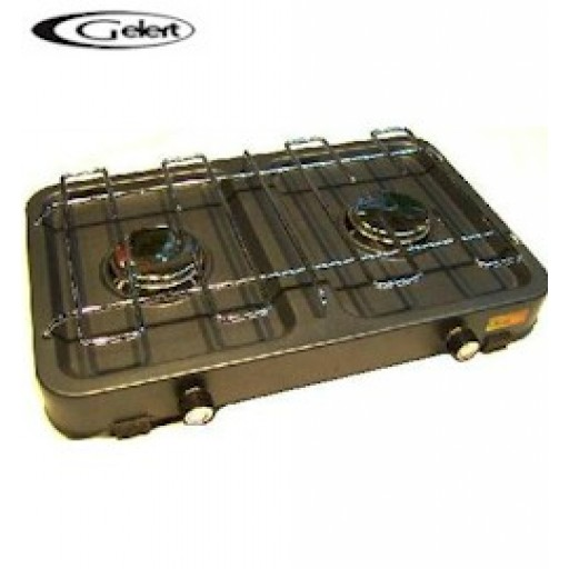 Gelert Economy Double Burner (GAS060)