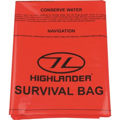 Highlander Survival Bag - Double