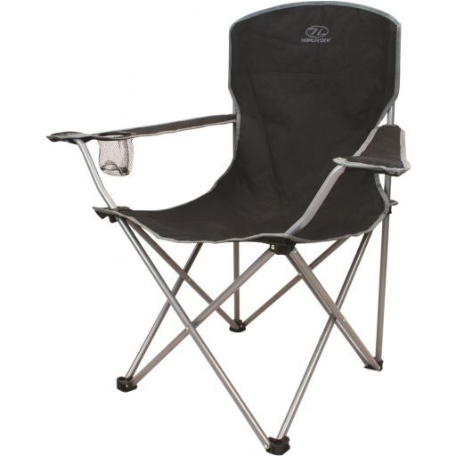 Highlander Camping Arm Chair