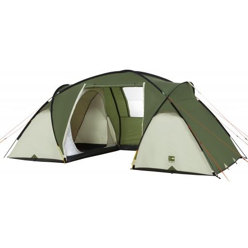 Jamet Pirée 4 Vis-à-Vis Family Dome Tent