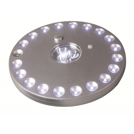Kampa Brilliant 20 + 3 LED Tent Light