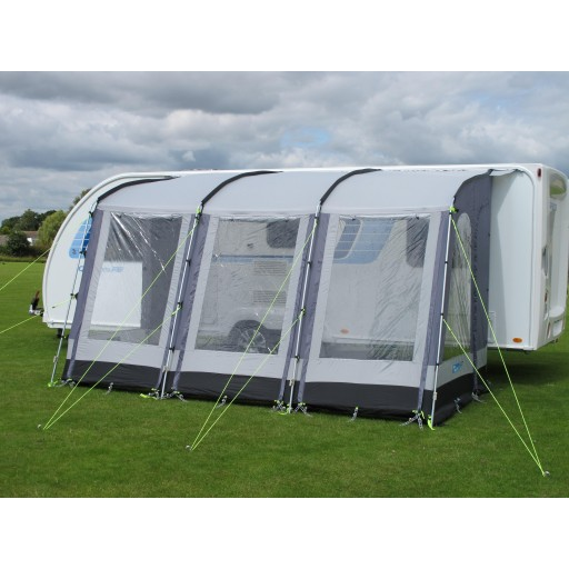 Kampa Rally 390 Caravan Porch Awning